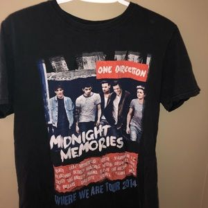 Comfy One Direction Tshirt